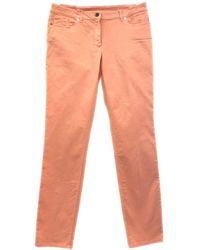 Airfield Jeans - Oranje