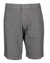 Fay Ntm8340188trseb406 shorts - Gris