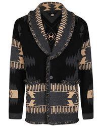 Alanui Knitwear Lmhb025f21kni001 - Zwart