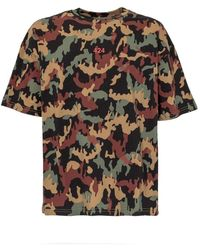 424 T-shirt With Print - Bruin