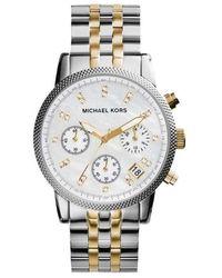 Michael Kors Horloge Mk5057 - Grijs