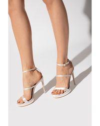 Sophia Webster Rosalind platform sandals Blanco
