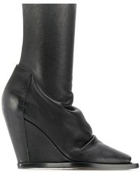 Rick Owens - Boots Heel Ankle Boots - Lyst