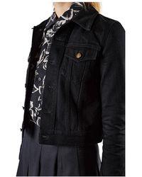 Saint Laurent Denim Jacket - Zwart
