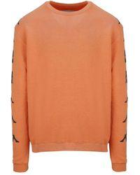 Paura Sweatshirt - Oranje