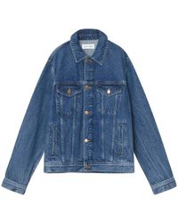 Samsøe & Samsøe Mick jacket 14029 - Blu