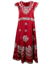 RED Valentino - Dress - Lyst