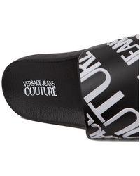 Versace Slippers Negro