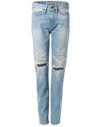 Denham Jeans Heidi - Blauw
