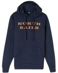North Sails Felpe - Blauw