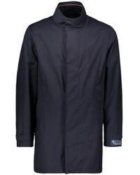 Paul & Shark Jacket Loro Piana Storm System - Blauw