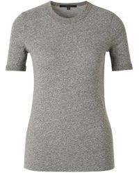 J Brand T-shirt - Grijs