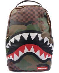 Sprayground Backpack - Groen