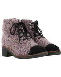 Chanel Vintage Boots - Zwart