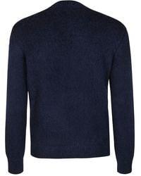 Giorgio Armani Sweater Azul