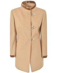 Fay Cappotti E Trench - Naturel