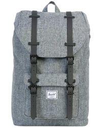 Herschel Supply Co. Sac À Dos Little America Bag - Grijs