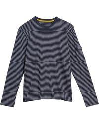 Ted Baker Melted t-shirt - Bleu