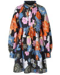 Stine Goya - Jasmine Botanical dress - Lyst