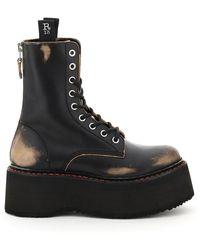 R13 Boots Negro