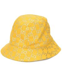 Gucci Hat - Geel