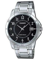 G-Shock Watch Mtp-v004d-1 - Grijs