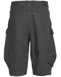 Calvin Klein - Shorts Cfutrnd133 11 Gris - Lyst