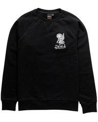 Deus Ex Machina Devil Address Sweater - Zwart
