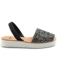 Ria Menorca Sandals - Zwart