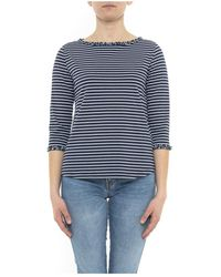 Allude - T-shirt - Lyst