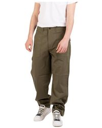 Universal Works - Pantalone Fatigue - Lyst