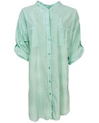 2-Biz Glam Dress - Verde
