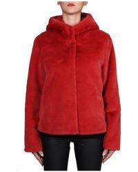 Betta Corradi Jacket - Rojo