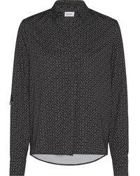 Calvin Klein Light Blouse - Zwart