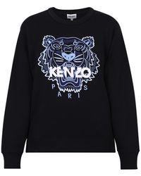 DUCA DI MORRONE Geborduurd Sweatshirt - Zwart