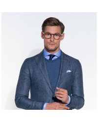 Dutch Dandies Blazer 044305 - Grijs