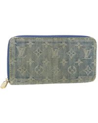 Louis Vuitton Wallet - Blu