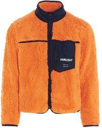 Ambush Coat - Oranje