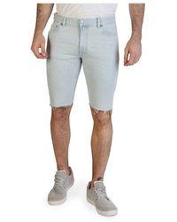 Furla Shorts Mw0Mw13716 - Bleu