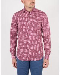 Xacus Camisa Rojo