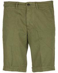 40weft Shorts - Grün