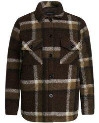 Peak Performance Kelly Wool Shirt Jacket - Bruin