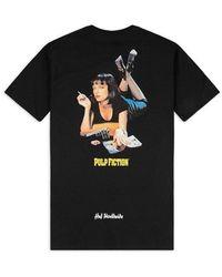 Huf T-shirt Negro