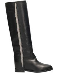 Via Roma 15 Boots - Zwart