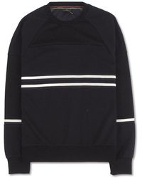 PS by Paul Smith - Panelled girocollo - Lyst