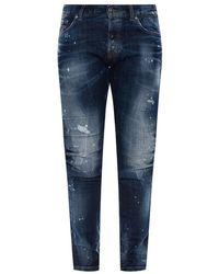John Richmond - Iggy skinny jeans - Lyst