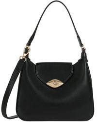 Furla Hobo Bag Eye - Zwart