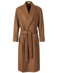 Santa Eulalia - Cashmere Dressing Gown - Lyst
