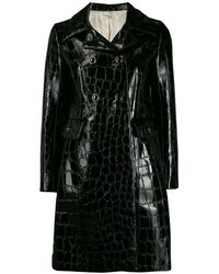 Miu Miu Coat - Zwart