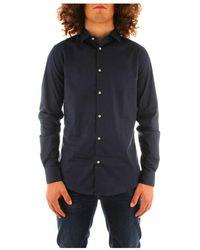 Trussardi 52c00224 1t004673 shirt - Blu